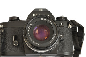 Nikon-50mm-E